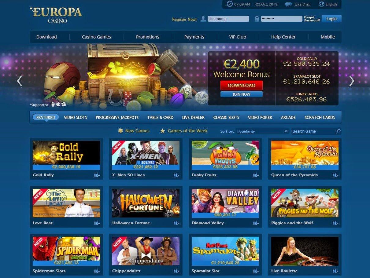 Evropa Casino