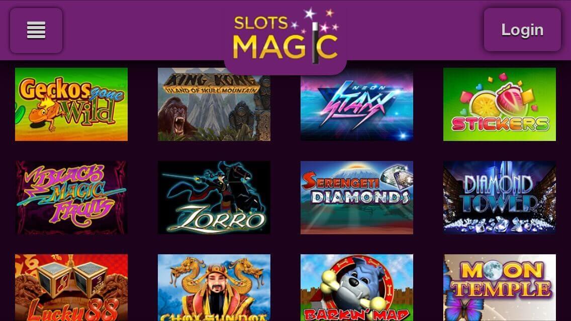 SM online casino AUD