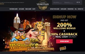 Venetian Casino review