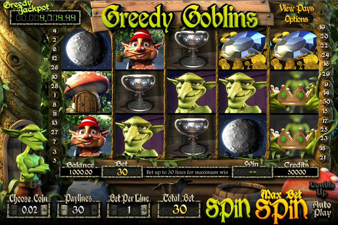 Greedy Goblins slot review