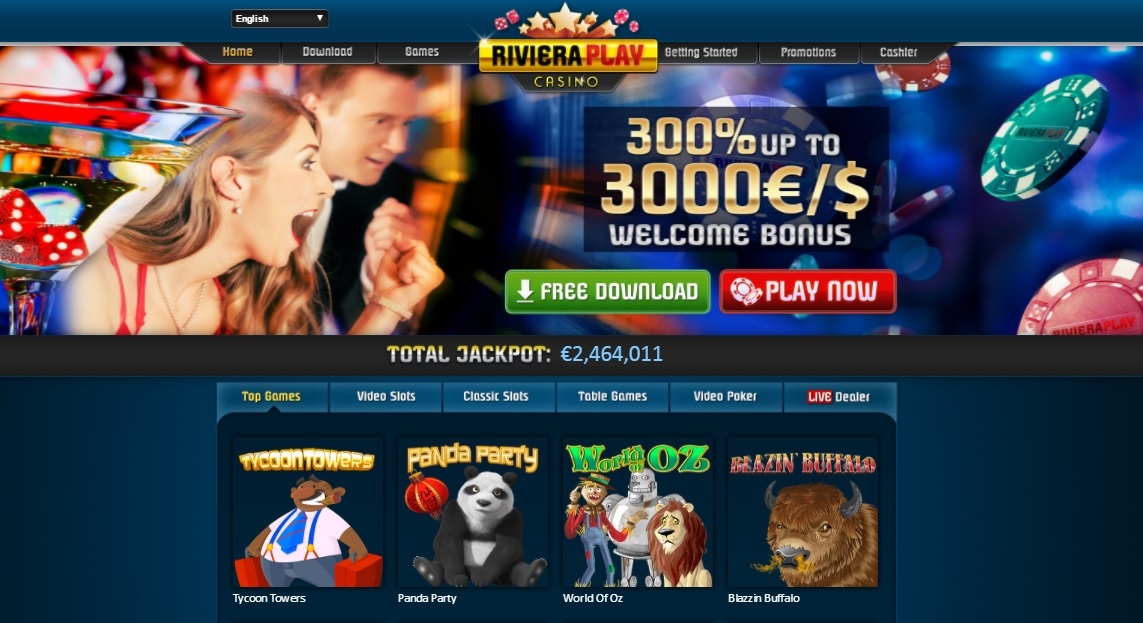 Rivieraplay online casino review