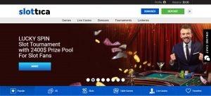 Slottica Casino review