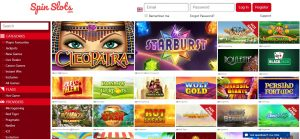 Spin Slots Casino review