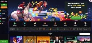 Betamo Online Casino review