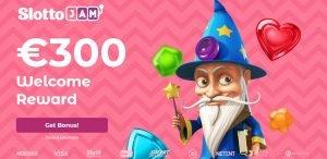 SlottoJam Casino review