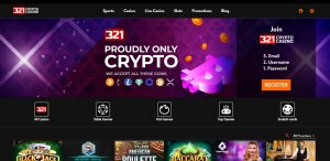 321cryptocasino review