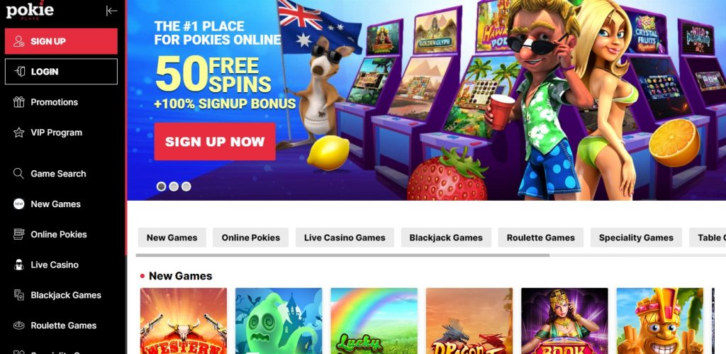 Pokie Place Casino Review
