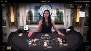 best live dealer casino